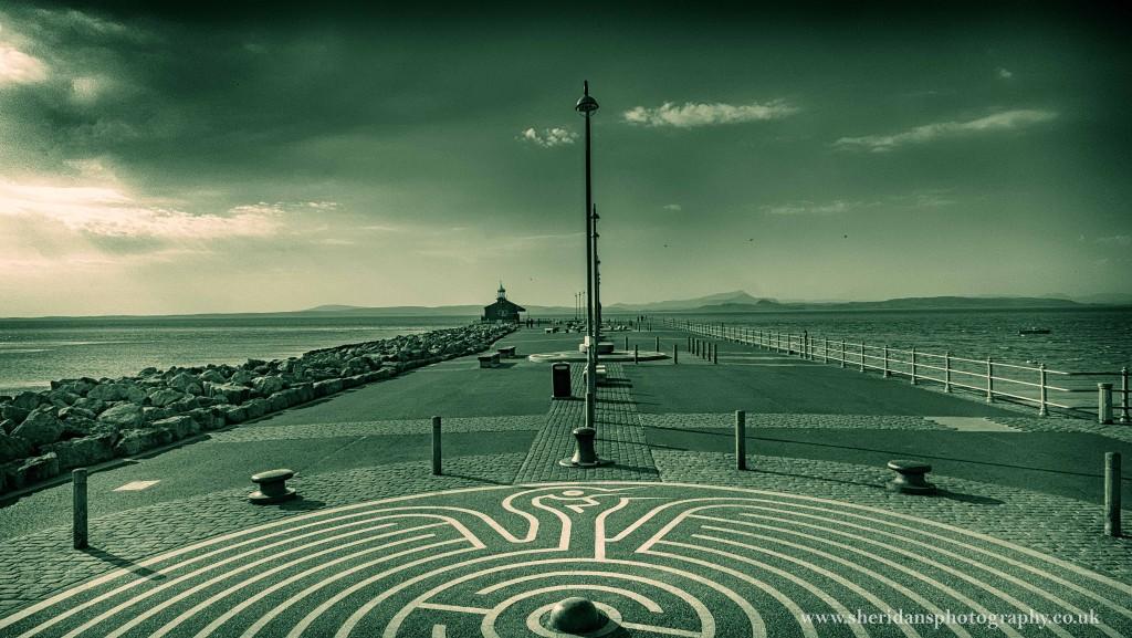 Morcambe Pier